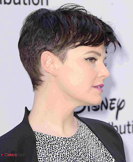 Ginnifer Goodwin Pictures with Blazer at Disney Media Networks International Upfronts  0002