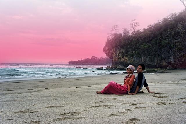 membuat+sunset13 Membuat Efek Sunset dengan Gradien di photoshop