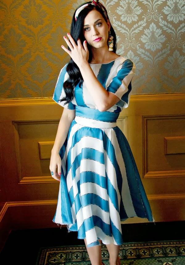 Katy perry fashion 2013 celebrity magazine