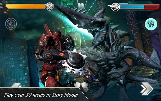 Pacific Rim android apk - Screenshoot