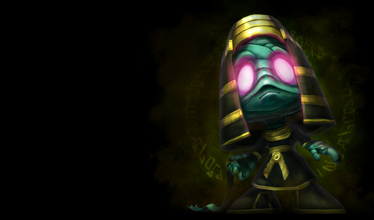 League of Legends: Amumu Wallpapers (Chinese + American ...