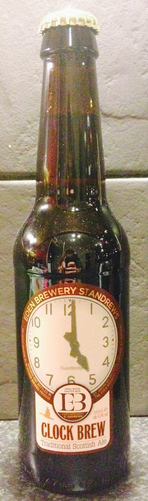 Clock Brew (Eden Brewery)