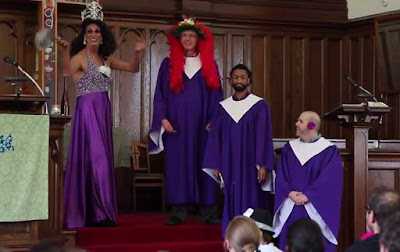 United Church of Christ Hosts Blasphemous Drag Gospel Festival