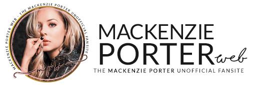 MacKenzie Porter Web