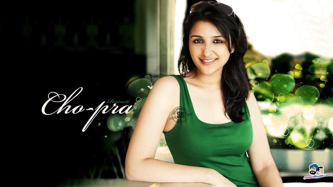 Parineeti Chopra HD Wallpapers - SantaBanta