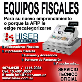 EQUIPOS FISCALES  -  HISER GROUP S.A.