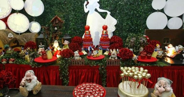 decoracao branca de neve andrea guimaraes: Presentes Personalizados: Festa que Cabe no Bolso – Branca de Neve