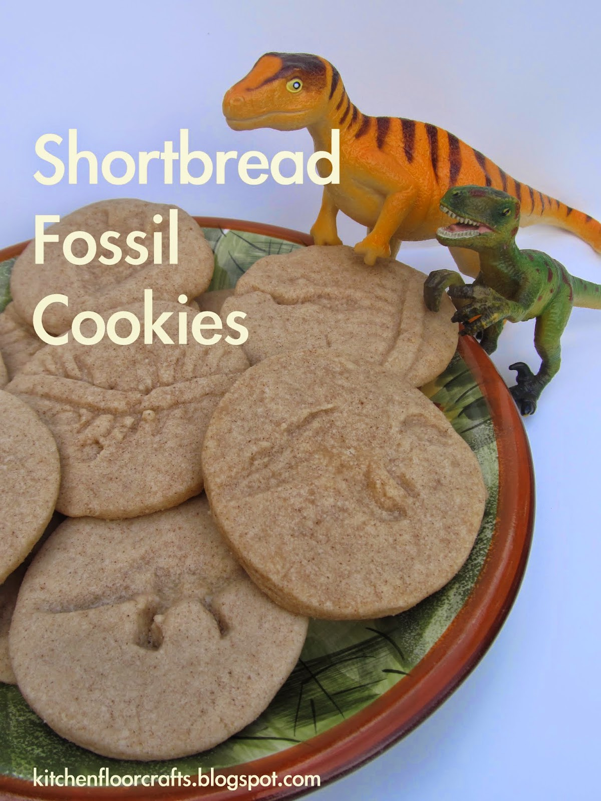themes, which led us to create these yummy shortbread fossil cookies ...