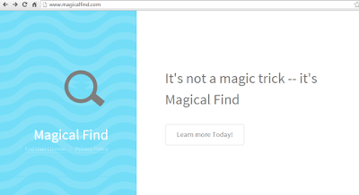 Magical Find adware