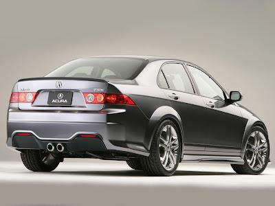 2005 Acura TSX A-Spec Concept