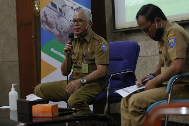 Tak Terpengaruh Covid-19, BPPD Kota Bandung Kejar Pajak Reklame
