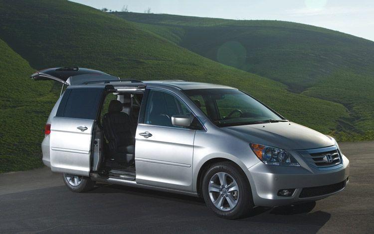 Car Model 2012 2012 Honda Odyssey