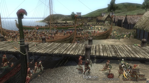Mount & Blade: Warband - Viking Conquest Reforged Edition - PC (Download Completo em Torrent)