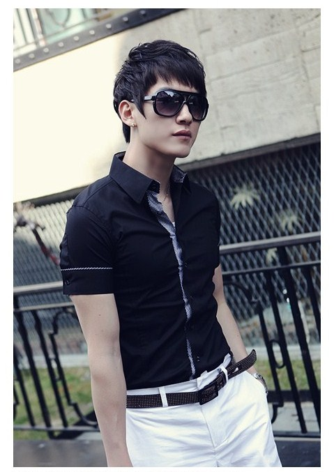 Men S Fashion Casual Style Korean Trends 2011 Guys Fashion Trends 2013