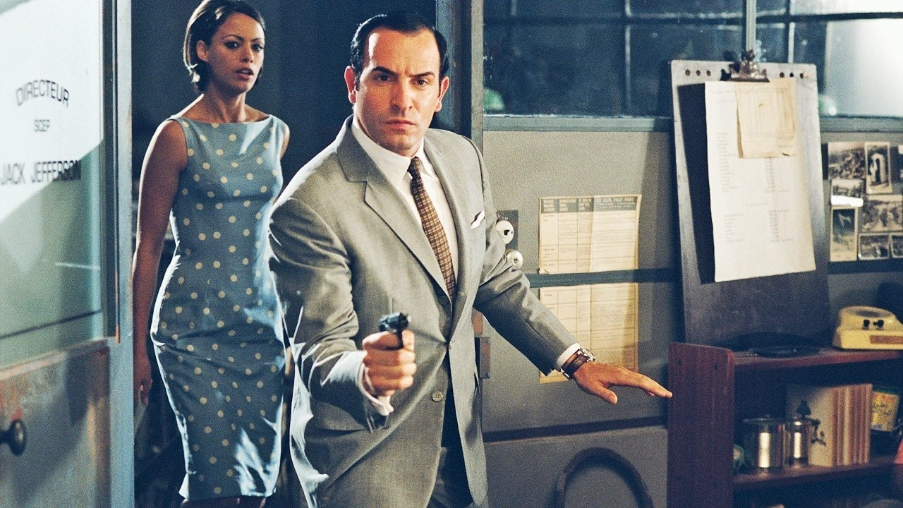 Old new charm what 39 s old is new again through the lens for Agent jean dujardin