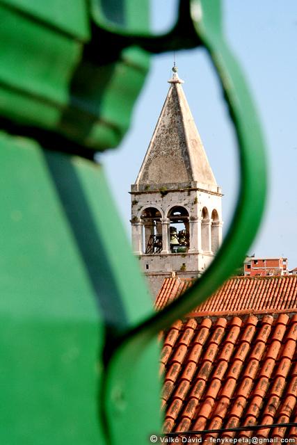 Szent Dominik templom, Trogir, Horvátország