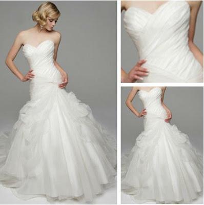 Sexy Wedding Dresses 2013