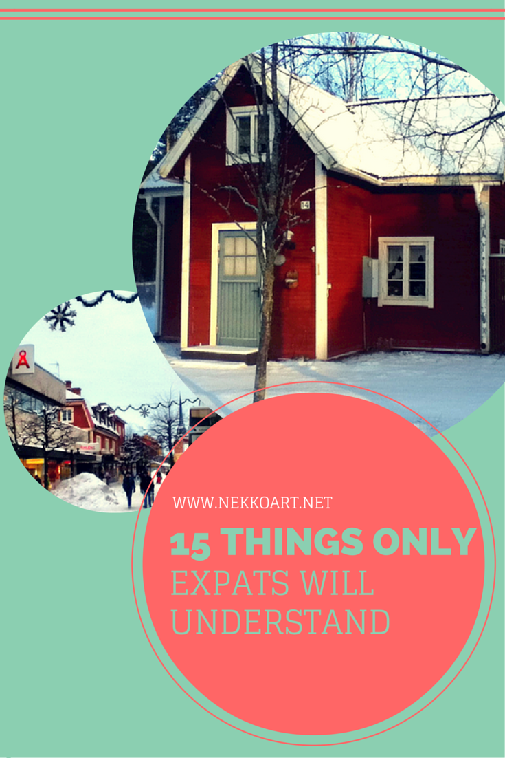 Being an expatriate in Sweden