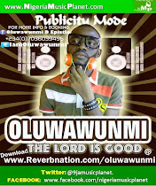"New Gospel Song ""Oluwawunmi"" Click to listen and download"