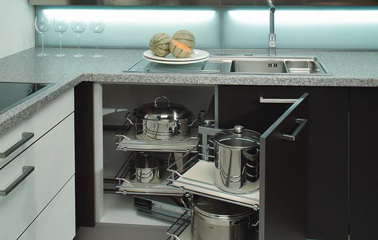 Ideas de muebles de cocina: muebles de cocina sopra.