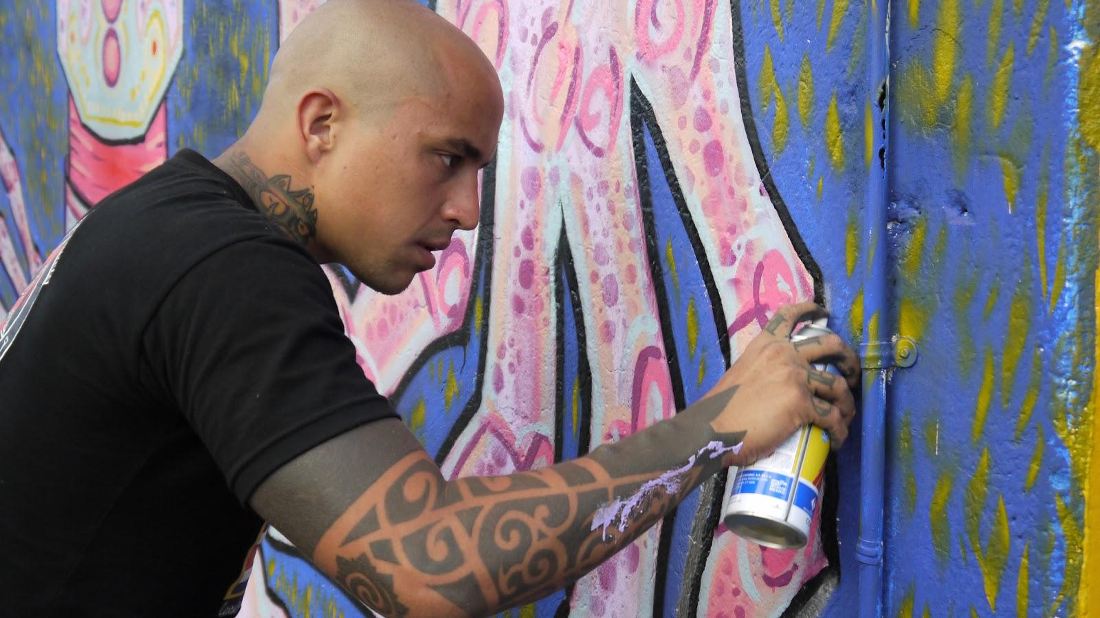De Mi Barrio A Tu Barrio 191 Quienes Son Los Artistas