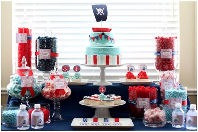 4th of July pirate party ideas