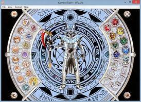 Kamen Rider Wizard Flash Game v 3.1