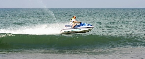 Water sport Hawaii Anyer Resort & Spa