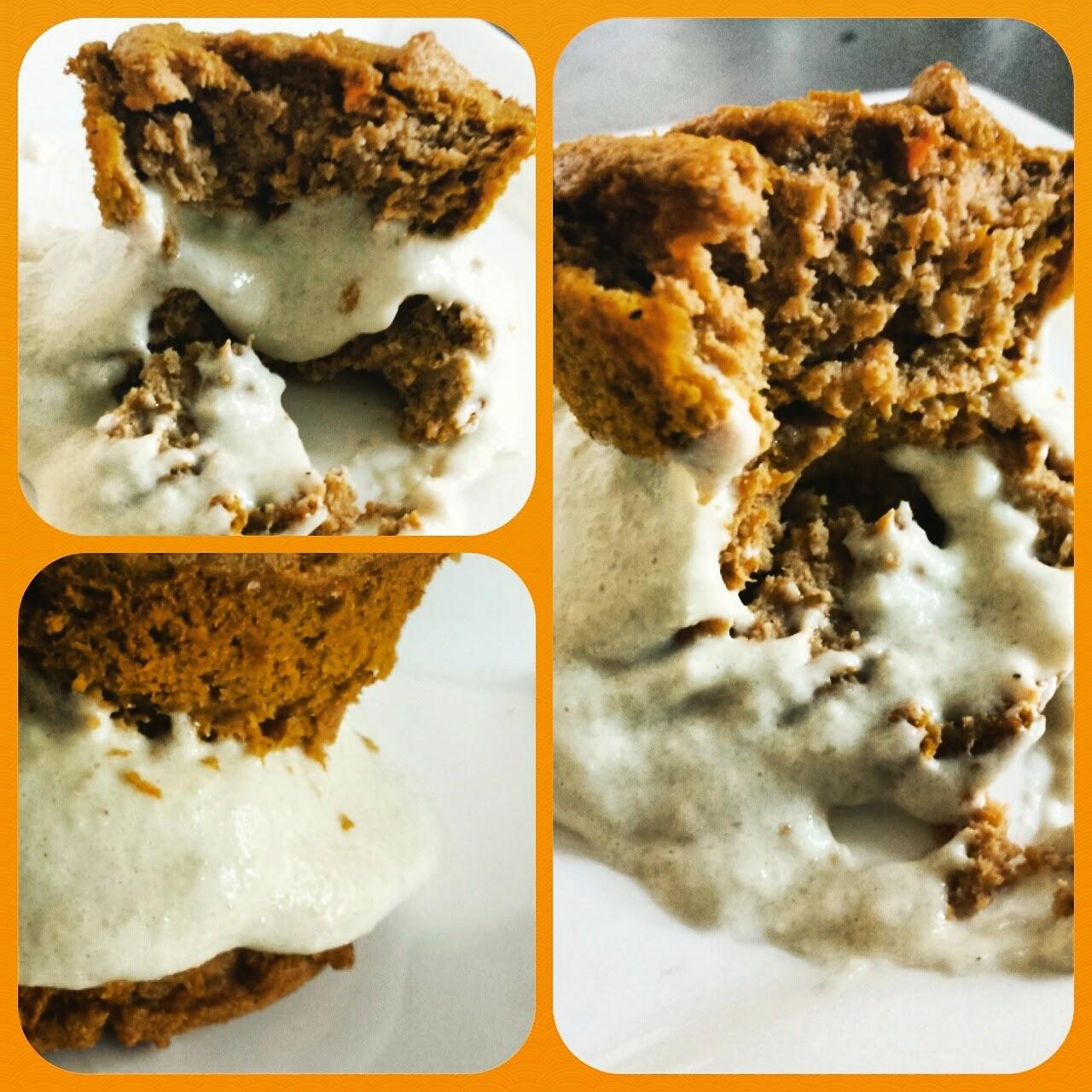 Healthilicious Life - Messy Protein Cake