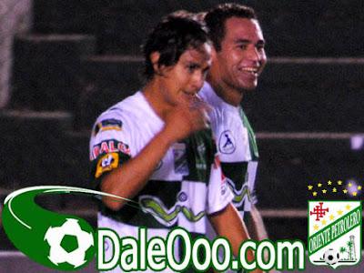 Oriente Petrolero - Marvin Bejarano, Gualberto Mojica - Club Oriente Petrolero