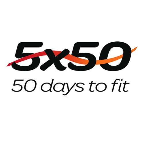 50 Days of Yoga Challenge
