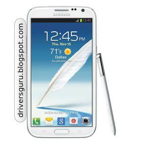 Драйвера для Samsung Galaxy Note 2