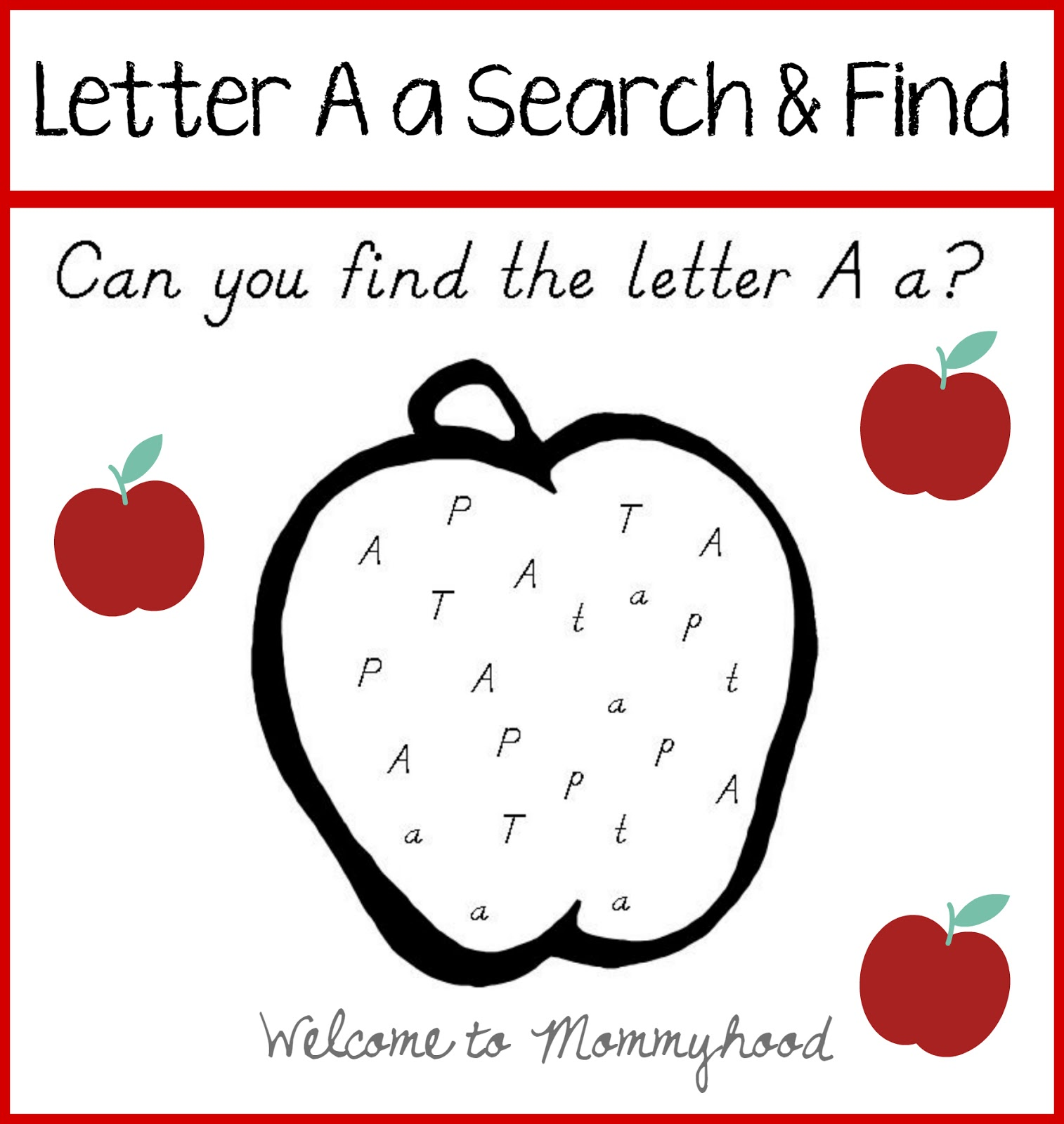 how to find a specific letter