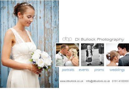 Di Bullock Photography Wedding Photographer North East Durham
