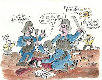 EN MARCHE FORCÉE /  <br>« VIOLENCES POLICIÈRES »