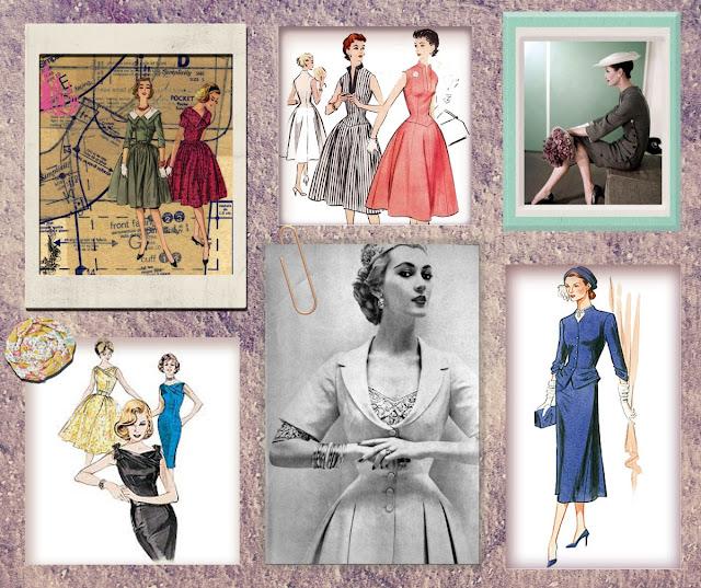 retro elbise giysi vintage tasarımlar blog