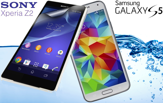 Samsung Galaxy S5 vs Sony Xperia Z2 Specs Comparison