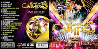 Banda Calypso – 15 Anos – Ao Vivo CD2 (2015)