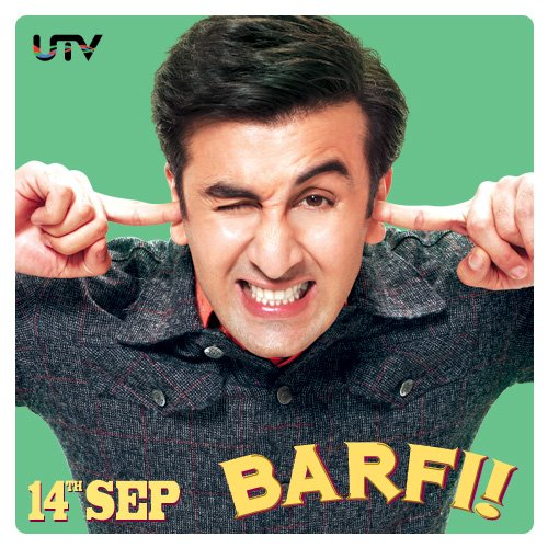 Ranbir Kapoor Barfi! Movie latest still - (3) - Barfi! Movie Stills - Ranbir Kapoor Latest