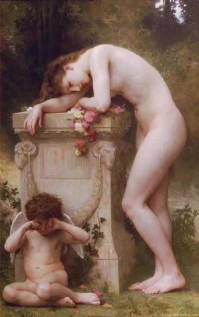 elegy,William Adolphe Bouguereau,5 stars