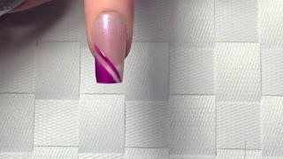 Manikir-skola-tutorijal-2-(pink-glamur-nokti)-008