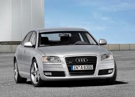2012 Audi A8 4.2 TDI
