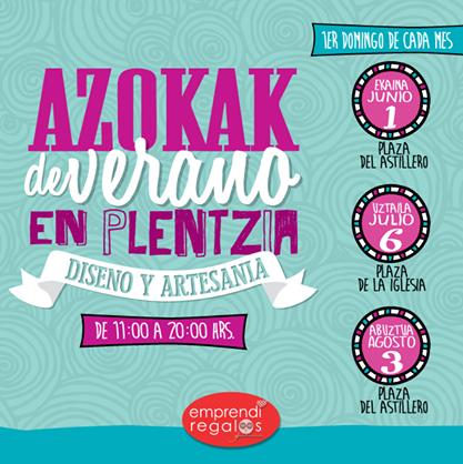 AZOKAK DE VERANO EN PLENTZIA