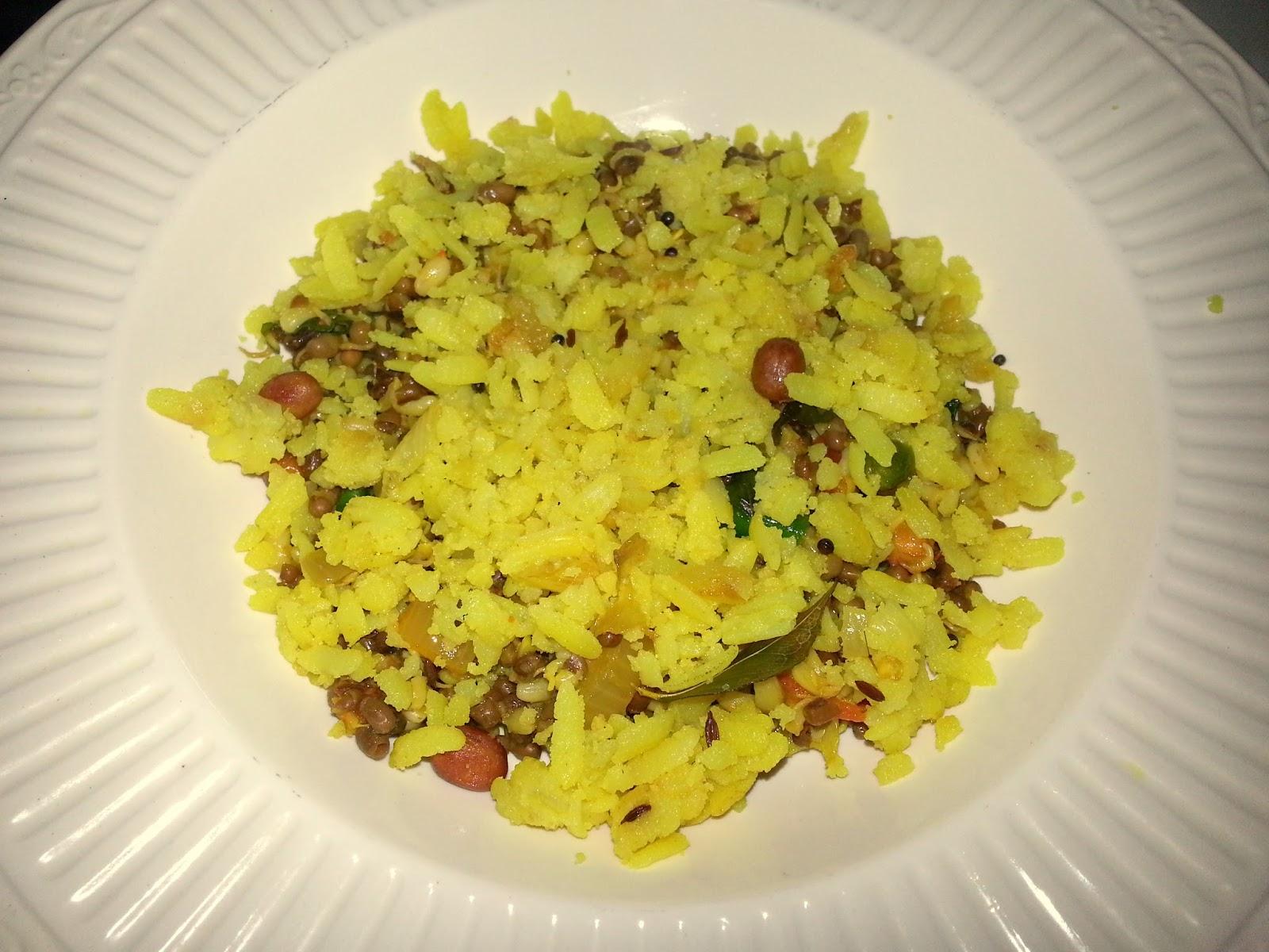 Annapurna missal pav maharashtrian vegetarian snack for Annapurna cuisine