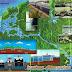 Foto-foto Saksi Bisu Pembuatan Terusan Panama yang Fenomenal