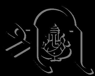 Shree Ganesha symbol font