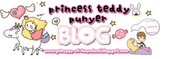 PriNceSs TeDdY PuNyeR bLOg..!