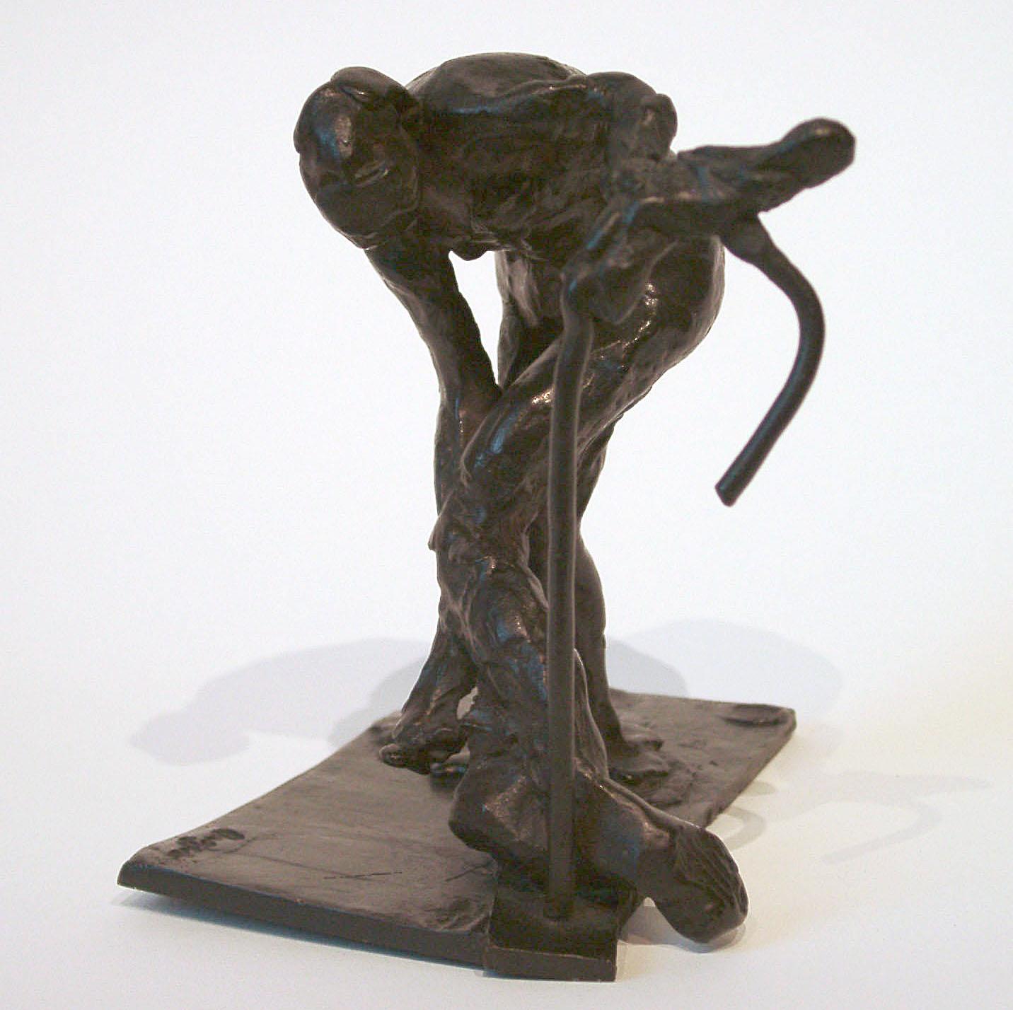Edgar  Degas  Woman  Washing  her  left  leg C