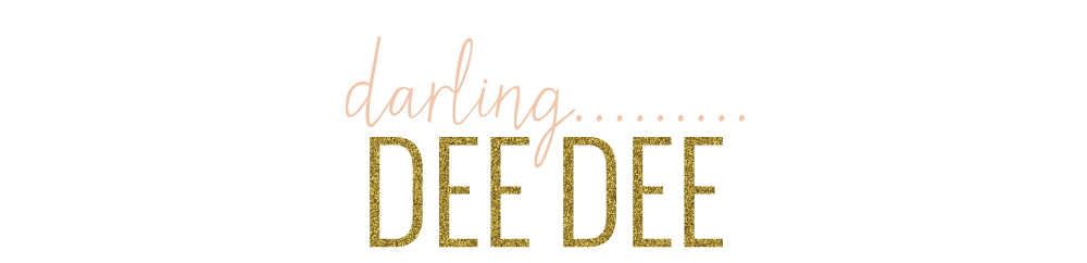 Darling Dee Dee - Australian Beauty Blog / Beauty Blog Australia