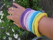 Hæklet armbånd DIY